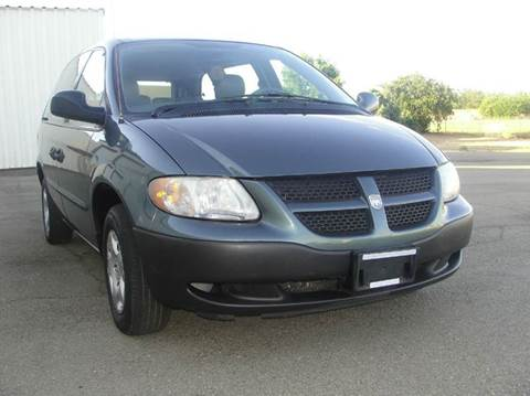 2003 Dodge Caravan for sale at PRICE TIME AUTO SALES in Sacramento CA