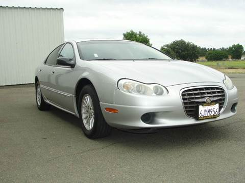2004 Chrysler Concorde for sale at PRICE TIME AUTO SALES in Sacramento CA