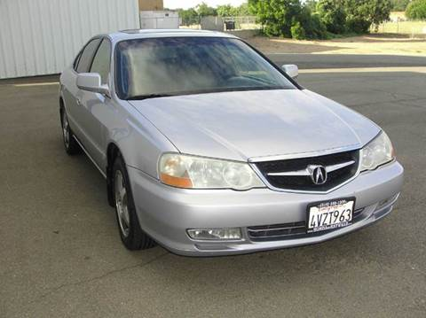 2002 Acura TL for sale at PRICE TIME AUTO SALES in Sacramento CA