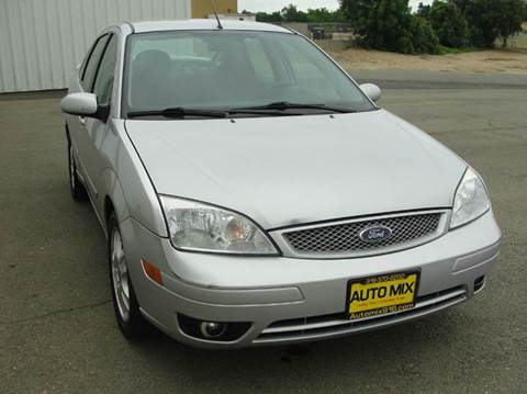 2005 Ford Focus for sale at PRICE TIME AUTO SALES in Sacramento CA
