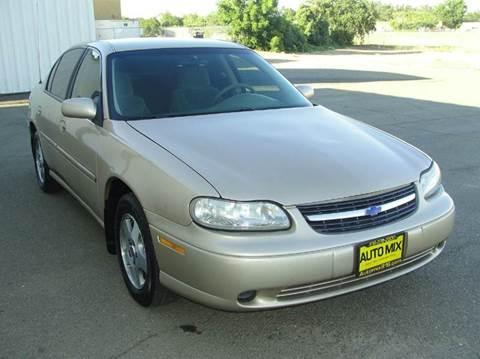2002 Chevrolet Malibu for sale at PRICE TIME AUTO SALES in Sacramento CA