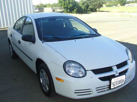 2003 Dodge Neon for sale at PRICE TIME AUTO SALES in Sacramento CA