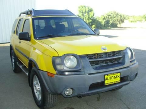 2002 Nissan Xterra for sale at PRICE TIME AUTO SALES in Sacramento CA