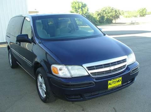 2004 Chevrolet Venture for sale at PRICE TIME AUTO SALES in Sacramento CA