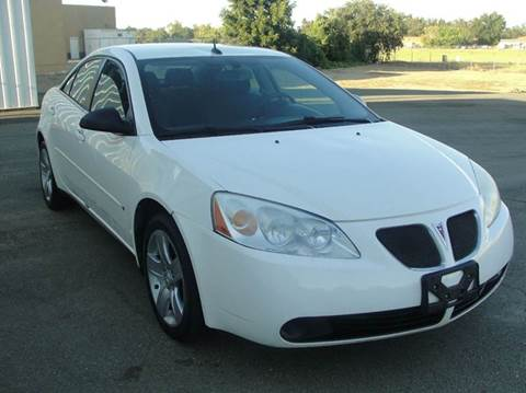 2008 Pontiac G6 for sale at PRICE TIME AUTO SALES in Sacramento CA