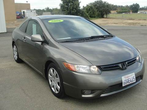 2006 Honda Civic for sale at PRICE TIME AUTO SALES in Sacramento CA