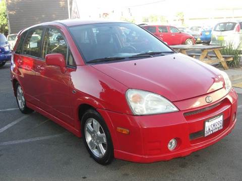 2002 Suzuki Aerio for sale at PRICE TIME AUTO SALES in Sacramento CA