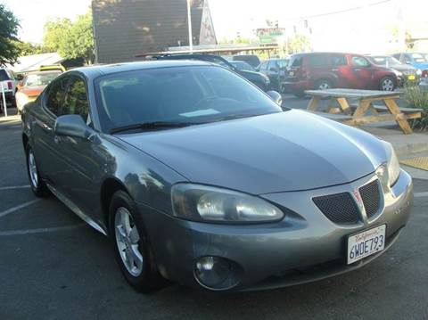 2008 Pontiac Grand Prix for sale at PRICE TIME AUTO SALES in Sacramento CA