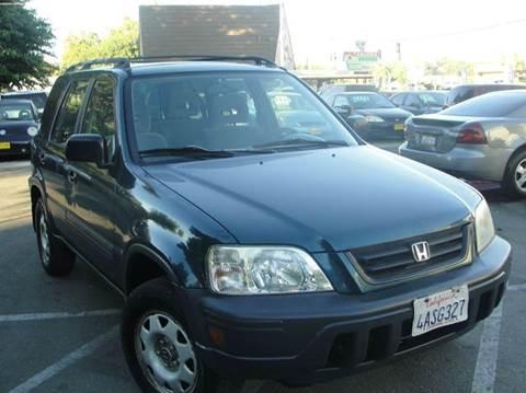 1997 Honda CR-V for sale at PRICE TIME AUTO SALES in Sacramento CA
