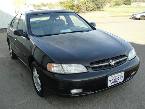 1999 Nissan Altima for sale at PRICE TIME AUTO SALES in Sacramento CA