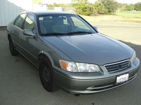 2001 Toyota Camry for sale at PRICE TIME AUTO SALES in Sacramento CA