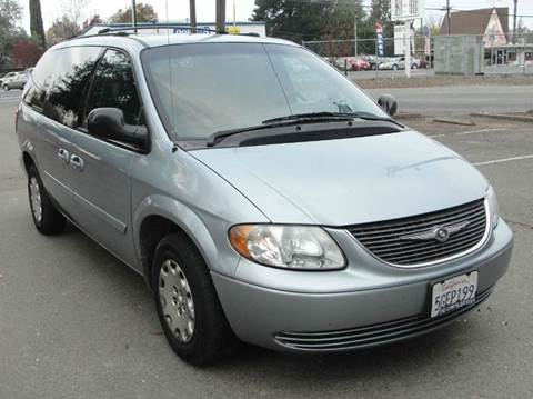 2004 Chrysler Town and Country for sale at PRICE TIME AUTO SALES in Sacramento CA