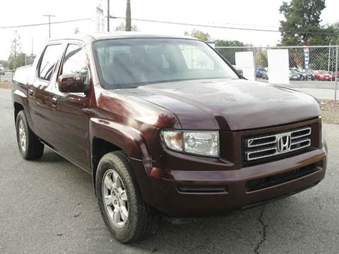 2007 Honda Ridgeline for sale at PRICE TIME AUTO SALES in Sacramento CA