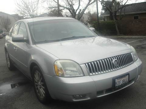 2005 Mercury Montego for sale at PRICE TIME AUTO SALES in Sacramento CA