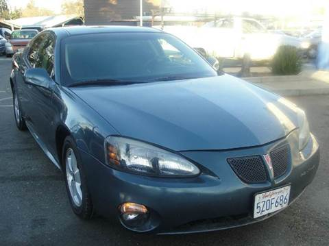 2006 Pontiac Grand Prix for sale at PRICE TIME AUTO SALES in Sacramento CA