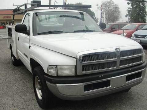 1999 Dodge Ram Pickup 2500 for sale at PRICE TIME AUTO SALES in Sacramento CA