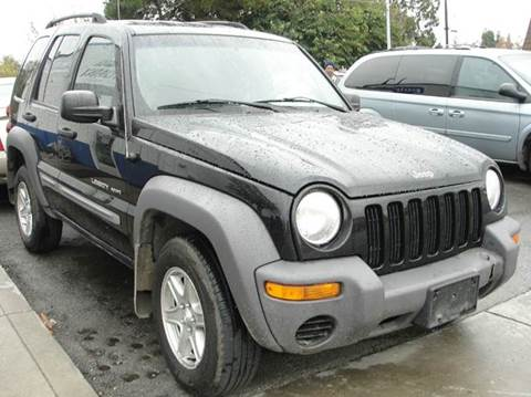 2003 Jeep Liberty for sale at PRICE TIME AUTO SALES in Sacramento CA