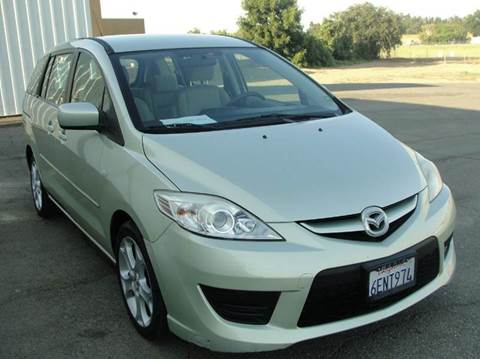 2008 Mazda MAZDA5 for sale at PRICE TIME AUTO SALES in Sacramento CA