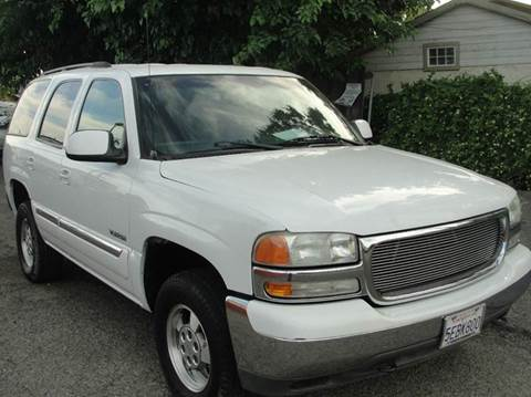 2003 GMC Yukon for sale at PRICE TIME AUTO SALES in Sacramento CA