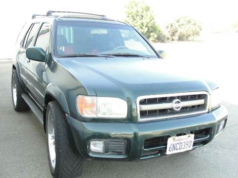 2002 Nissan Pathfinder for sale in Yuba City, CA