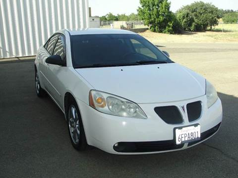 2007 Pontiac G6 for sale at PRICE TIME AUTO SALES in Sacramento CA