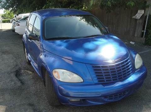 2003 Chrysler PT Cruiser for sale at PRICE TIME AUTO SALES in Sacramento CA