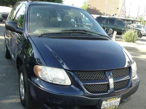 2003 Dodge Caravan for sale in Yuba City, CA