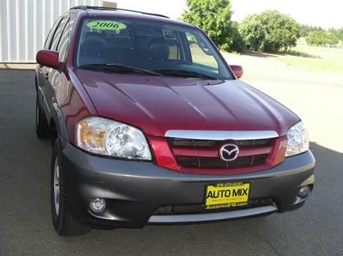 2006 Mazda Tribute for sale at PRICE TIME AUTO SALES in Sacramento CA