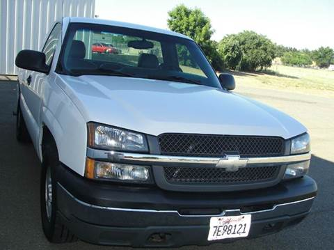 2003 Chevrolet Silverado 1500 for sale at PRICE TIME AUTO SALES in Sacramento CA
