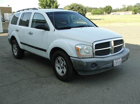 2006 Dodge Durango for sale at PRICE TIME AUTO SALES in Sacramento CA