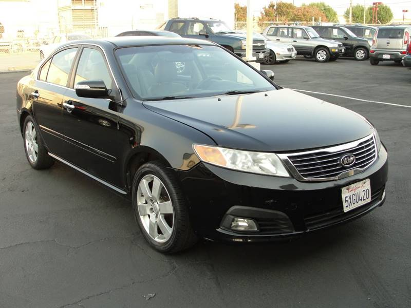 2009 Kia Optima For Sale At PRICE TIME AUTO SALES In Sacramento CA