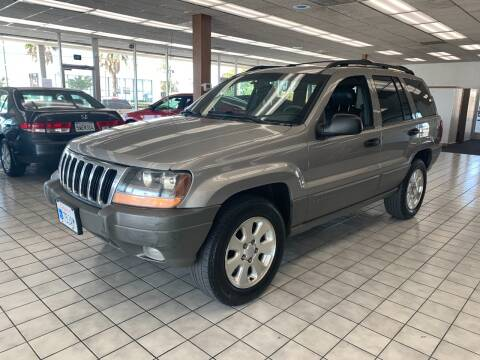 2001 Jeep Grand Cherokee for sale at PRICE TIME AUTO SALES in Sacramento CA