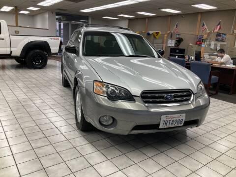 2005 Subaru Outback for sale at PRICE TIME AUTO SALES in Sacramento CA