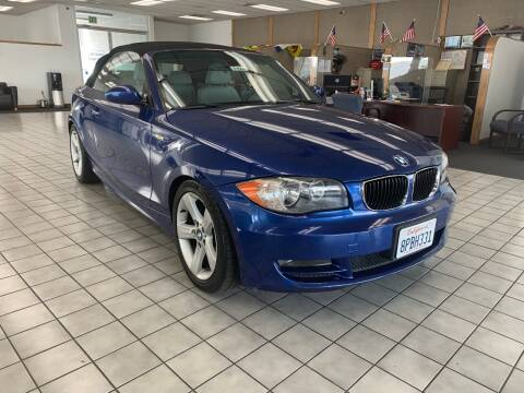 2008 BMW 1 Series for sale at PRICE TIME AUTO SALES in Sacramento CA