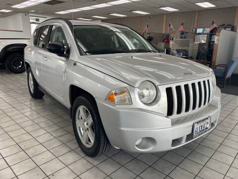 2010 Jeep Compass for sale at PRICE TIME AUTO SALES in Sacramento CA