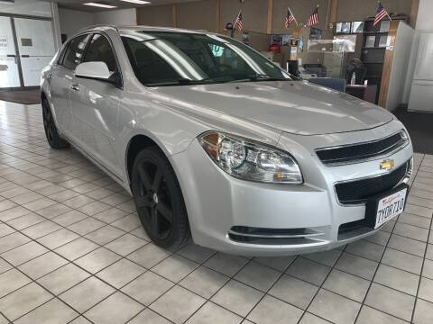 2012 Chevrolet Malibu for sale at PRICE TIME AUTO SALES in Sacramento CA