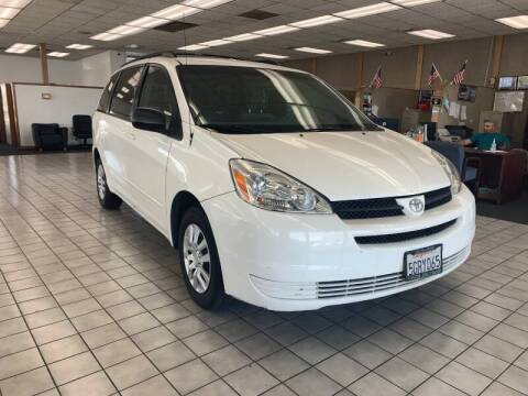2004 Toyota Sienna for sale at PRICE TIME AUTO SALES in Sacramento CA