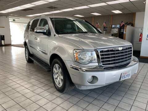 2007 Chrysler Aspen for sale at PRICE TIME AUTO SALES in Sacramento CA