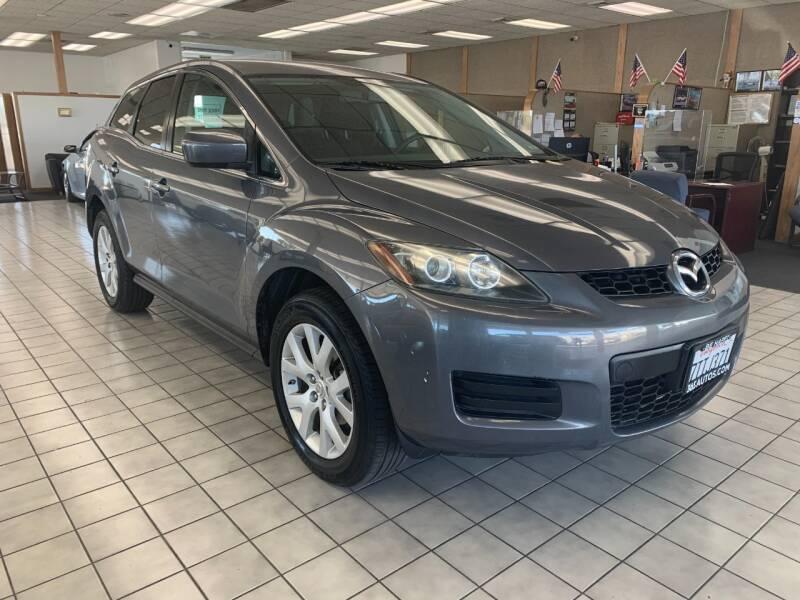 2009 Mazda CX-7 for sale at PRICE TIME AUTO SALES in Sacramento CA