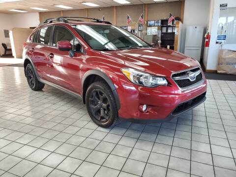 2014 Subaru XV Crosstrek for sale at PRICE TIME AUTO SALES in Sacramento CA