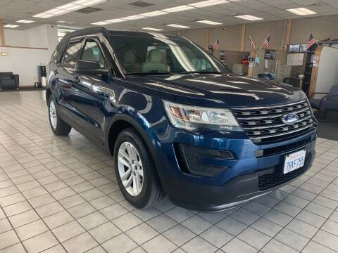 2016 Ford Explorer for sale at PRICE TIME AUTO SALES in Sacramento CA