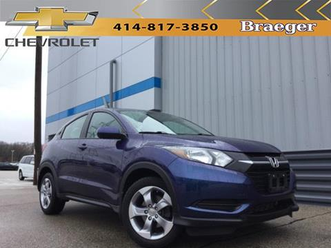 2017 Honda HR-V for sale in Milwaukee, WI