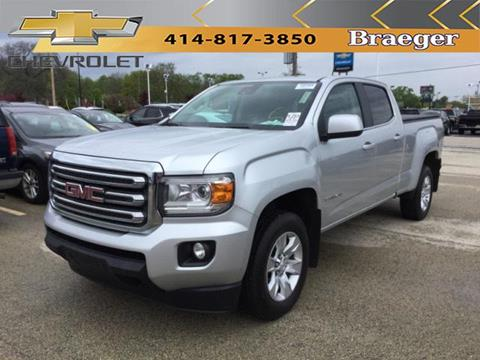 2016 GMC Canyon for sale in Milwaukee, WI