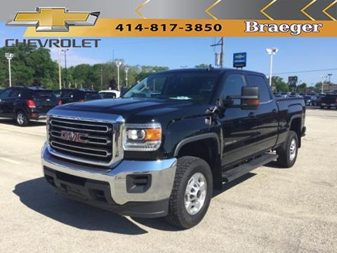2017 GMC Sierra 2500HD for sale in Milwaukee, WI