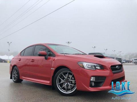 Used Subaru Wrx For Sale >> 2016 Subaru Wrx For Sale In Milwaukee Wi
