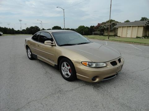 1998 Pontiac Grand Prix for sale in Grand Prairie, TX