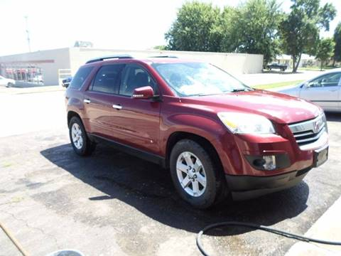 2009 Saturn Outlook for sale in Sioux Falls, SD