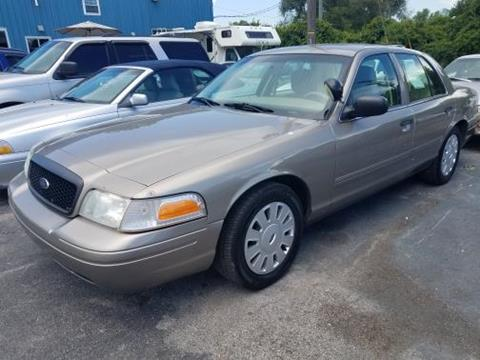 2011 Ford Crown Victoria for sale in Lexington, KY