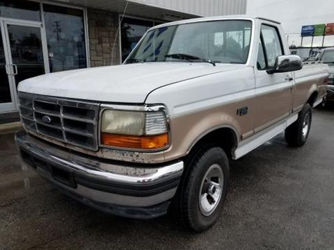 1996 Ford F-150 for sale in Lexington, KY