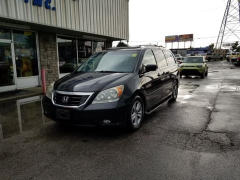 2010 Honda Odyssey for sale at Tri City Auto Mart in Lexington KY